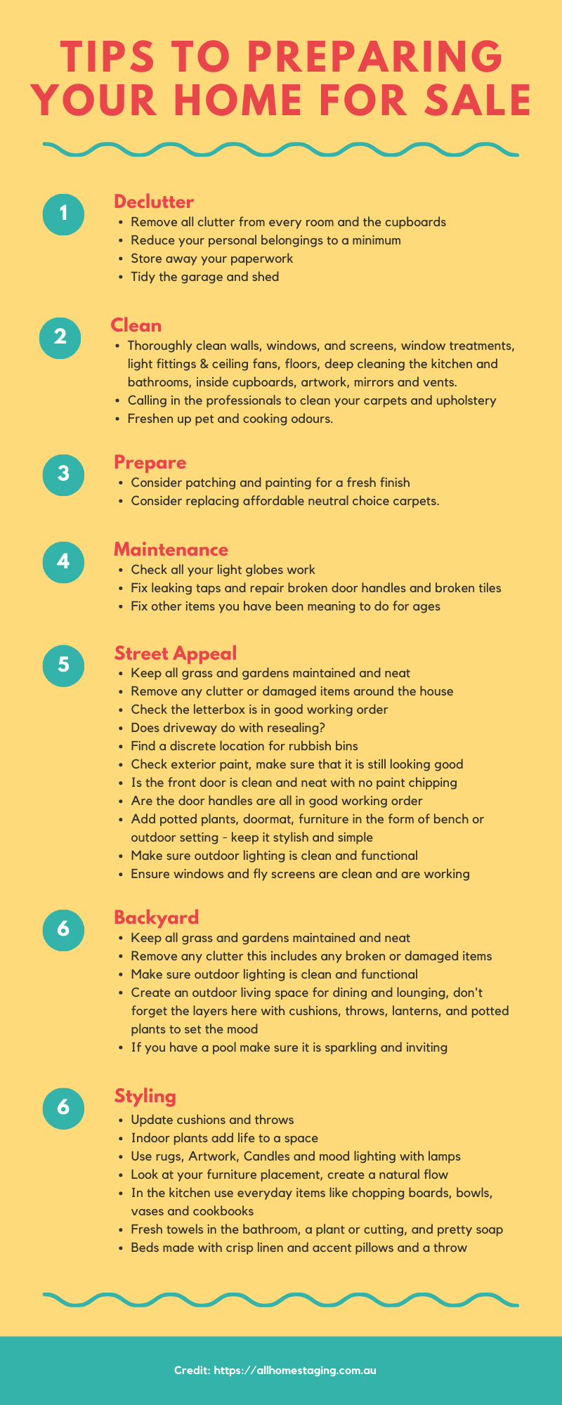 Property Styling Tips to selling your home