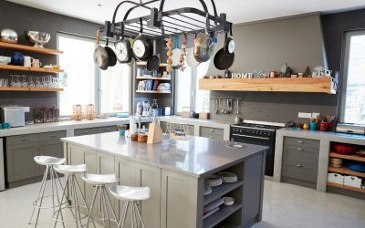 Should You Use New Appliances to Stage Your Home