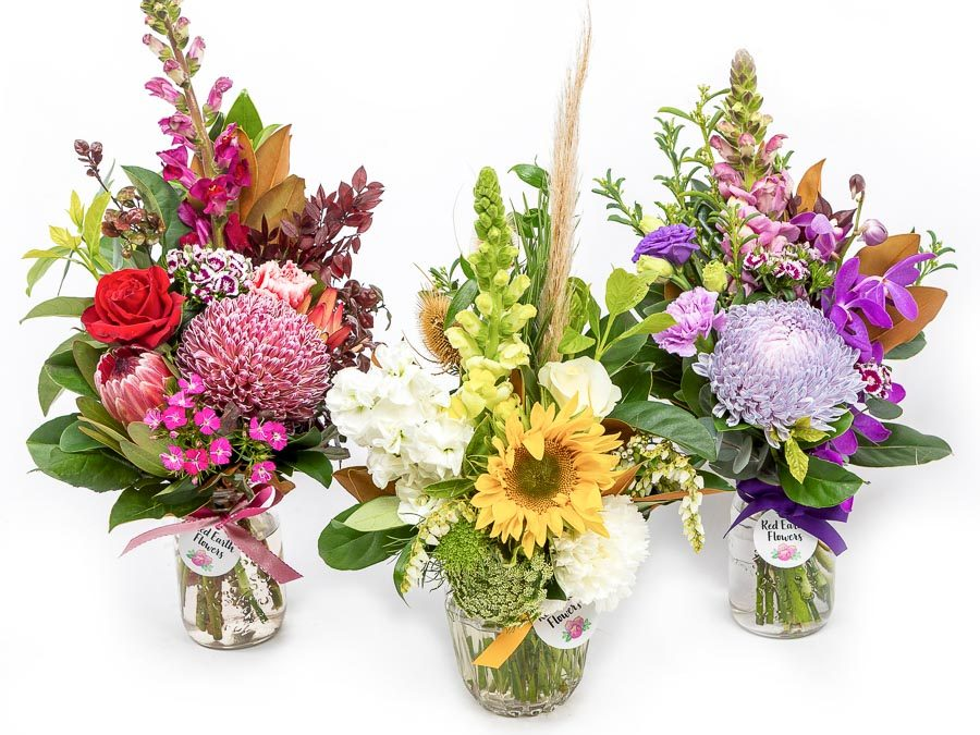 Dressing a House for Sale with Fresh Flowers and Greenery